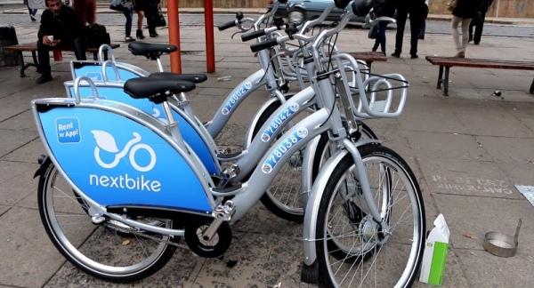 Велопрокат Nextbike