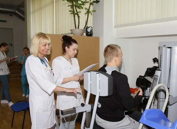 в Сосновке на Львовщине теперь можна бесплатно подлечиться, оздоровиться и сделать массаж!