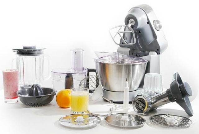 Почему обязательно стоит покупать кухонные комбайны