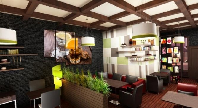 Дизайн ресторана и кафе. Куда обратиться за помощью в Харькове?